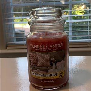 NWOT Yankee Candle